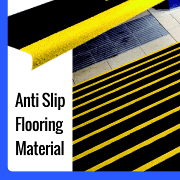 Anti Slip Flooring Material