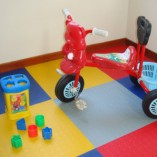 Pedestra in play rooms